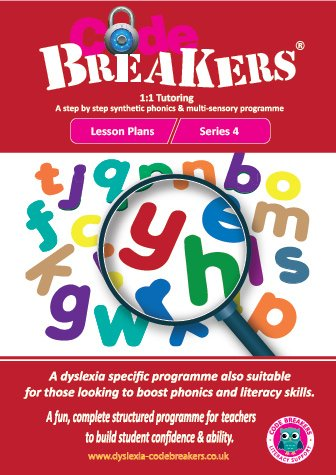 CodeBreakers Series 4 Lesson Plans