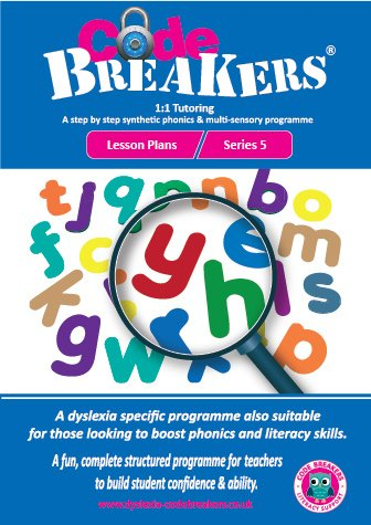 CodeBreakers Series 5 Lesson Plans