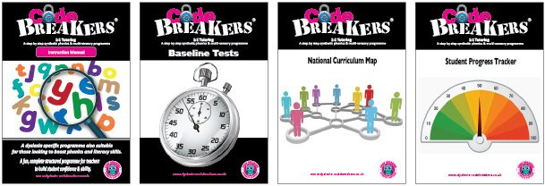 CodeBreakers additional books