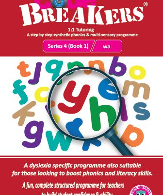 CodeBreakers Series 4