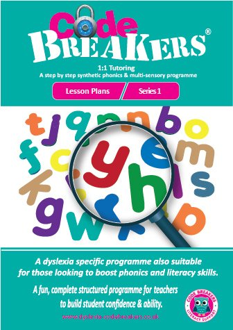 CodeBreakers Series 1 Lesson Plan