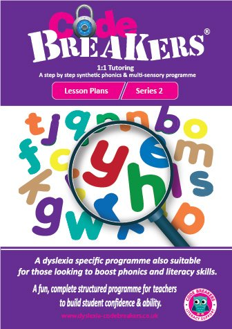 CodeBreakers Series 2 Lesson Plans