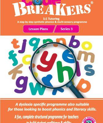 CodeBreakers Series 3 Lesson Plans