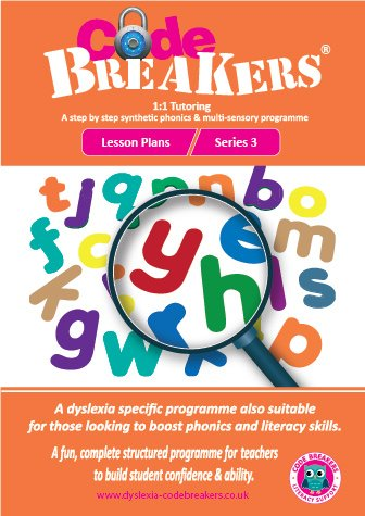 CodeBreakers Series 3 Lesson Plans