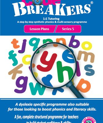 CodeBreakers Series 5 Lesson Plans