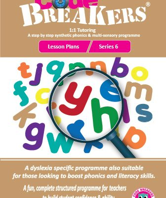 CodeBreakers Series 6 Lesson Plans