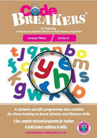 CodeBreakers Series 6 Lesson Plans