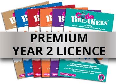 Premium Year 2 Licence