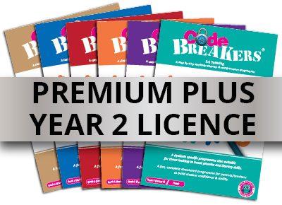 Premium Plus Year 2 licence